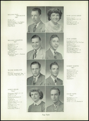 Page 12, 1951 Edition, Covington High School - Buccaneers Yearbook (Covington, OH) online yearbook collection