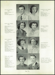 Page 14, 1951 Edition, Covington High School - Buccaneers Yearbook (Covington, OH) online yearbook collection