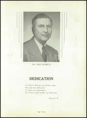 Page 7, 1951 Edition, Covington High School - Buccaneers Yearbook (Covington, OH) online yearbook collection