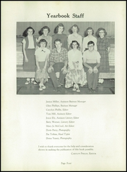 Page 8, 1951 Edition, Covington High School - Buccaneers Yearbook (Covington, OH) online yearbook collection