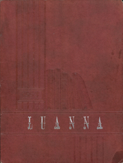 Dalton High School - Luanna Yearbook (Dalton, OH) online yearbook collection, 1953 Edition, Page 1