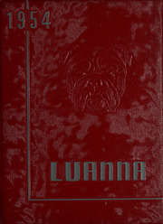 Dalton High School - Luanna Yearbook (Dalton, OH) online yearbook collection, 1954 Edition, Page 1