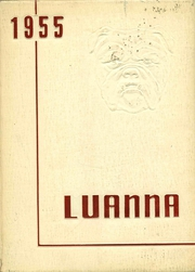 Dalton High School - Luanna Yearbook (Dalton, OH) online yearbook collection, 1955 Edition, Page 1