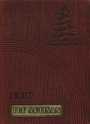 1937 Edition, Mechanicsburg High School - Hilltopper Yearbook (Mechanicsburg, OH)