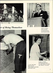 Page 13, 1966 Edition, Hillsdale High School - Echo Yearbook (Jeromesville, OH) online yearbook collection