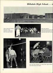 Page 14, 1966 Edition, Hillsdale High School - Echo Yearbook (Jeromesville, OH) online yearbook collection