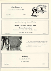 Hillsdale High School - Echo Yearbook (Jeromesville, OH) online yearbook collection, 1966 Edition, Page 157
