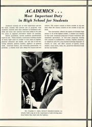 Page 17, 1966 Edition, Hillsdale High School - Echo Yearbook (Jeromesville, OH) online yearbook collection