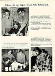 Page 21, 1966 Edition, Hillsdale High School - Echo Yearbook (Jeromesville, OH) online yearbook collection