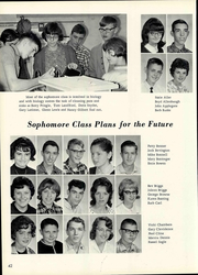Hillsdale High School - Echo Yearbook (Jeromesville, OH) online yearbook collection, 1966 Edition, Page 48