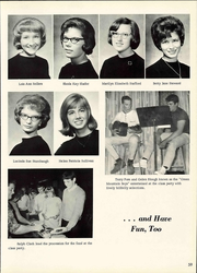 Hillsdale High School - Echo Yearbook (Jeromesville, OH) online yearbook collection, 1966 Edition, Page 65