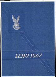 Hillsdale High School - Echo Yearbook (Jeromesville, OH) online yearbook collection, 1967 Edition, Page 1