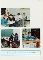 Page 15, 1983 Edition, Hillsdale High School - Echo Yearbook (Jeromesville, OH) online yearbook collection