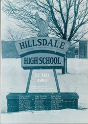 Page 5, 1983 Edition, Hillsdale High School - Echo Yearbook (Jeromesville, OH) online yearbook collection