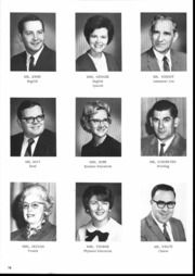 Page 17, 1970 Edition, David Anderson High School - Olympian Yearbook (Lisbon, OH) online yearbook collection