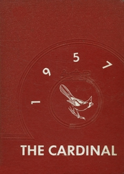 1957 Edition, Triad High School - Cardinal Yearbook (North Lewisburg, OH)