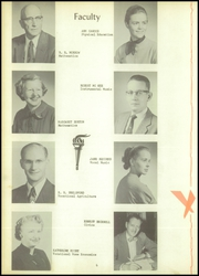 Page 10, 1957 Edition, Triad High School - Cardinal Yearbook (North Lewisburg, OH) online yearbook collection