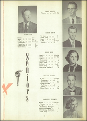 Page 11, 1957 Edition, Triad High School - Cardinal Yearbook (North Lewisburg, OH) online yearbook collection