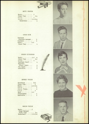Page 15, 1957 Edition, Triad High School - Cardinal Yearbook (North Lewisburg, OH) online yearbook collection