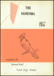 Page 5, 1957 Edition, Triad High School - Cardinal Yearbook (North Lewisburg, OH) online yearbook collection