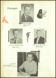 Page 8, 1957 Edition, Triad High School - Cardinal Yearbook (North Lewisburg, OH) online yearbook collection