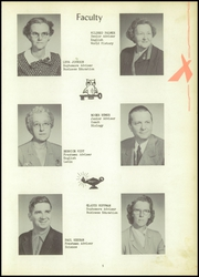 Page 9, 1957 Edition, Triad High School - Cardinal Yearbook (North Lewisburg, OH) online yearbook collection