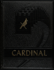 1965 Edition, Triad High School - Cardinal Yearbook (North Lewisburg, OH)