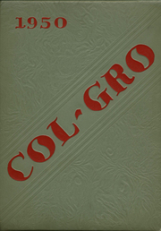 1950 Edition, Columbus Grove High School - Col Gro Yearbook (Columbus Grove, OH)