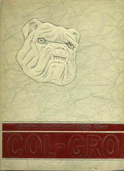 1952 Edition, Columbus Grove High School - Col Gro Yearbook (Columbus Grove, OH)