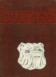 1953 Edition, Columbus Grove High School - Col Gro Yearbook (Columbus Grove, OH)
