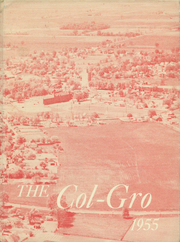 1955 Edition, Columbus Grove High School - Col Gro Yearbook (Columbus Grove, OH)