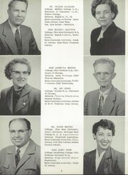 Page 10, 1955 Edition, Columbus Grove High School - Col Gro Yearbook (Columbus Grove, OH) online yearbook collection