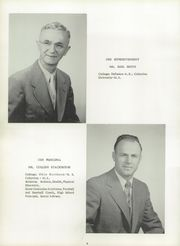 Page 8, 1955 Edition, Columbus Grove High School - Col Gro Yearbook (Columbus Grove, OH) online yearbook collection
