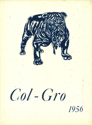 1956 Edition, Columbus Grove High School - Col Gro Yearbook (Columbus Grove, OH)