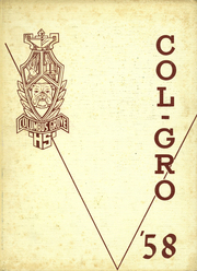 1958 Edition, Columbus Grove High School - Col Gro Yearbook (Columbus Grove, OH)
