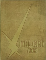 1968 Edition, Columbus Grove High School - Col Gro Yearbook (Columbus Grove, OH)