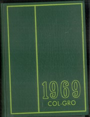 1969 Edition, Columbus Grove High School - Col Gro Yearbook (Columbus Grove, OH)