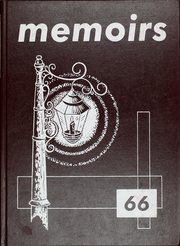 Page 1, 1966 Edition, Springfield Local High School - Memoirs Yearbook (New Middletown, OH) online yearbook collection