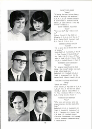 Page 17, 1966 Edition, Springfield Local High School - Memoirs Yearbook (New Middletown, OH) online yearbook collection