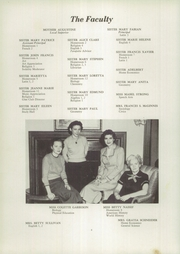 Page 12, 1954 Edition, Beaumont School - Parapet Yearbook (Cleveland Heights, OH) online yearbook collection