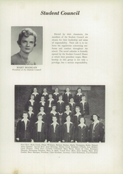 Page 13, 1954 Edition, Beaumont School - Parapet Yearbook (Cleveland Heights, OH) online yearbook collection