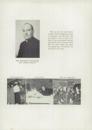 Page 9, 1954 Edition, Beaumont School - Parapet Yearbook (Cleveland Heights, OH) online yearbook collection