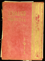Page 1, 1932 Edition, Purcell High School - Cavalier Yearbook (Cincinnati, OH) online yearbook collection