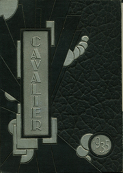 Page 1, 1935 Edition, Purcell High School - Cavalier Yearbook (Cincinnati, OH) online yearbook collection