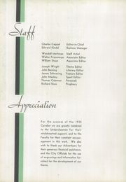 Page 6, 1935 Edition, Purcell High School - Cavalier Yearbook (Cincinnati, OH) online yearbook collection