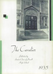 Page 7, 1935 Edition, Purcell High School - Cavalier Yearbook (Cincinnati, OH) online yearbook collection