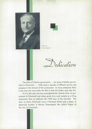 Page 9, 1935 Edition, Purcell High School - Cavalier Yearbook (Cincinnati, OH) online yearbook collection