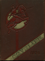 1936 Edition, Purcell High School - Cavalier Yearbook (Cincinnati, OH)