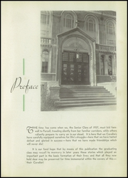 Page 9, 1937 Edition, Purcell High School - Cavalier Yearbook (Cincinnati, OH) online yearbook collection