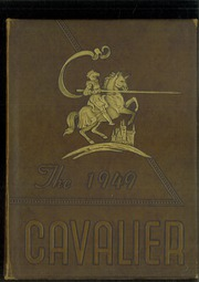 1949 Edition, Purcell High School - Cavalier Yearbook (Cincinnati, OH)